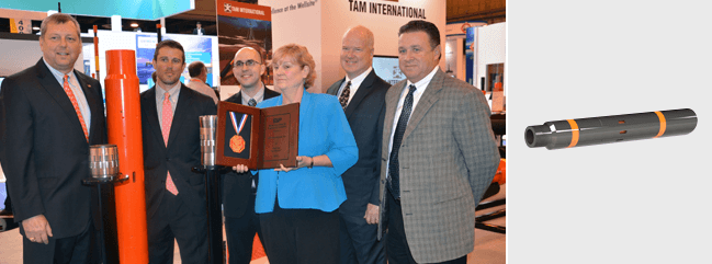 Award-Winning TAM PosiFrac Toe Sleeve™ Technology